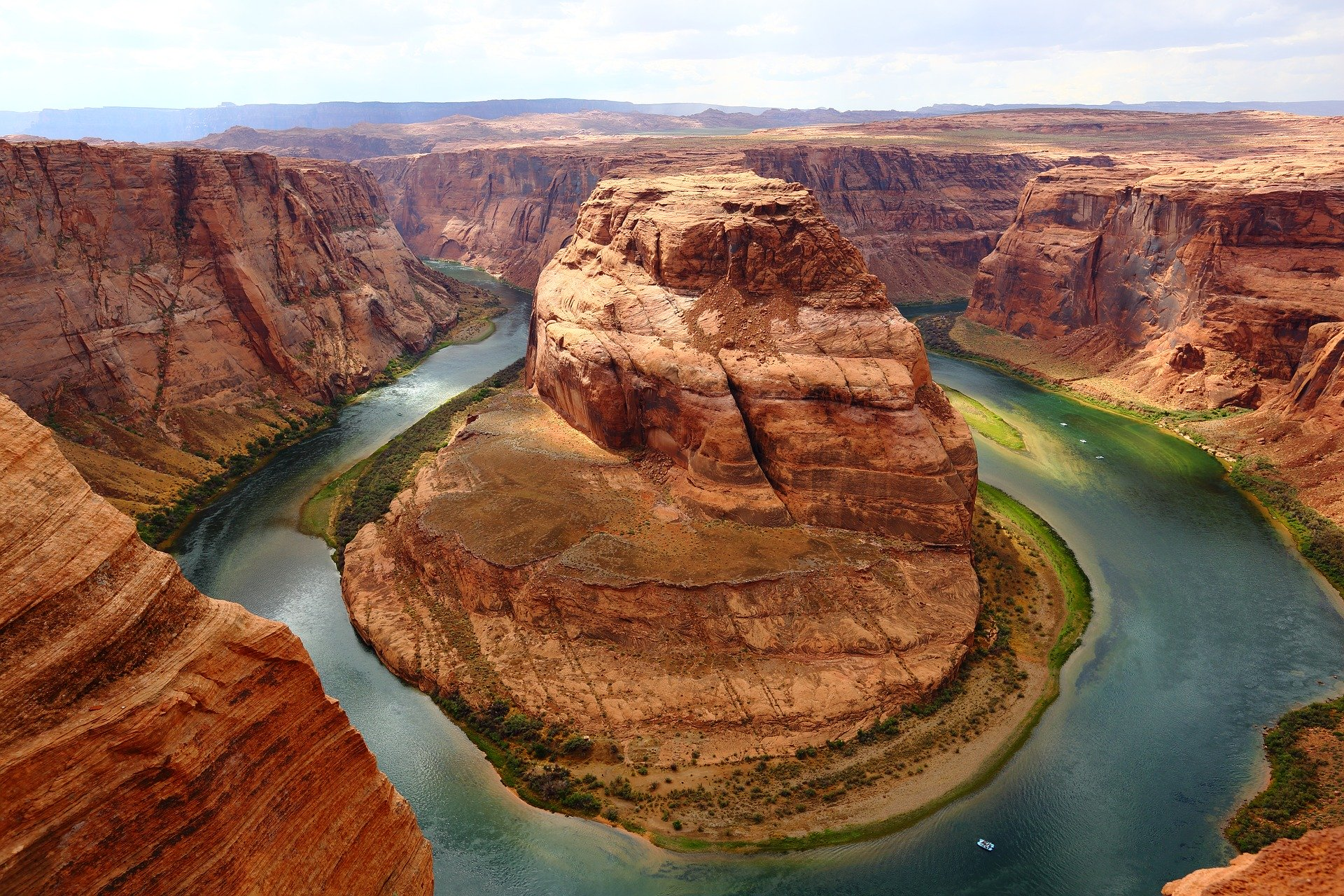 horseshoe-bend-1908283_1920